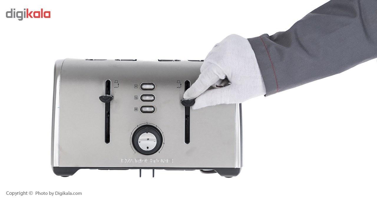 تصویر توستر هاردستون مدل TOS4002 Hardstone TOS4002 Toaster