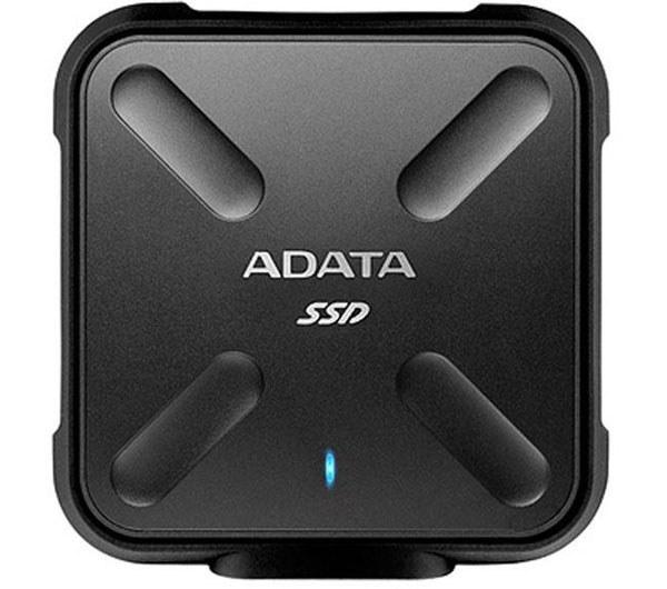 تصویر اس اس دی اکسترنال ای دیتا مدل SD700 ظرفیت 256 گیگابایت ADATA SD700 External SSD Drive 256GB