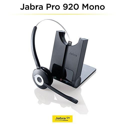 عکس هدست بی سیم سطح ورودی Jabra PRO 920 Mono  هدست-بی-سیم-سطح-ورودی-jabra-pro-920-mono
