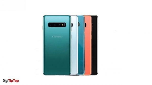 درب پشت موبایل Samsung Galaxy S10 Plus