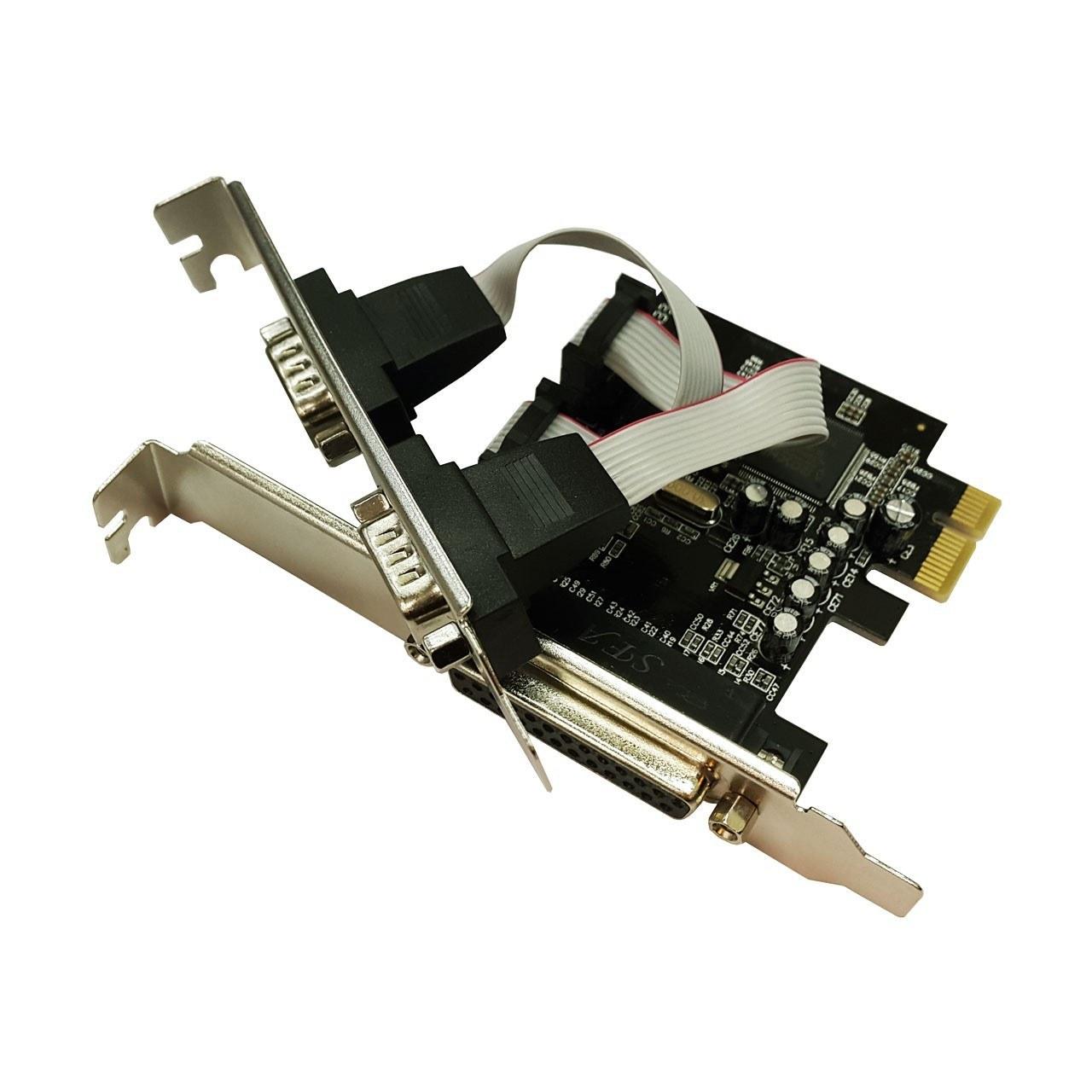 main images کارت سریال و پارالل کومبو PCI-e
