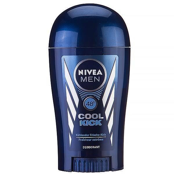 تصویر استیک ضد عرق مردانه کول کیک نیوآ Nivea Cool Kick Anti Transpirant