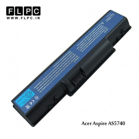 image باطری لپ تاپ ایسر Acer Laptop battery Aspire AS5740 -6cell