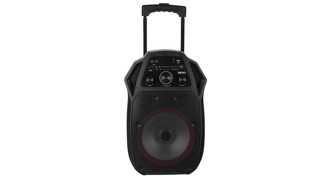 تصویر اسپیکر قابل حمل بلوتوثی تسکو مدل TS 1850 TSCO TS 1850 Portable Bluetooth Speaker