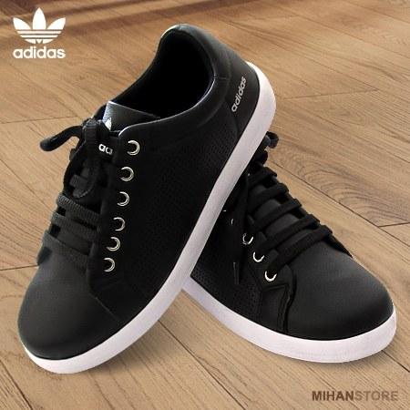 کفش دخترانه آدیداس مدل Stan Smith (مشکی) | Stan Smith Adidas Shoes (Black)