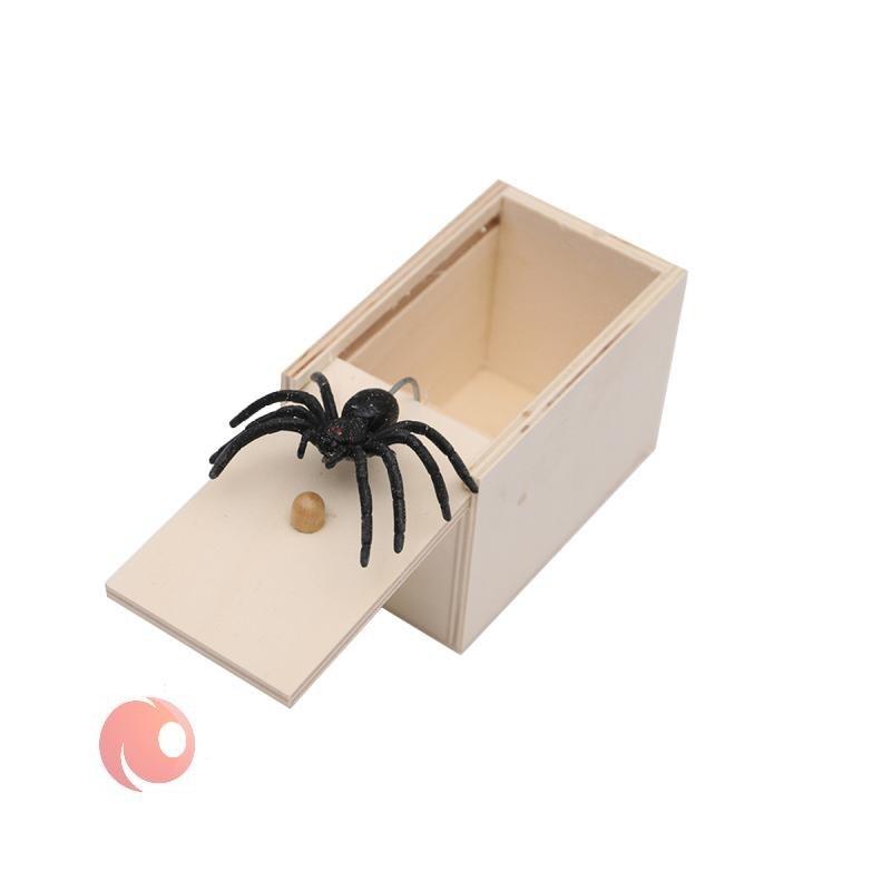 تصویر جعبه هدیه Extreme space مدل عنکبوت