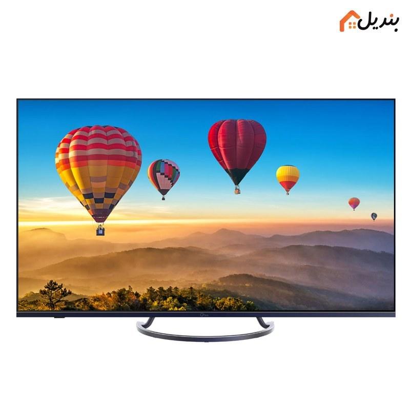تصویر تلویزیون ال ای دی جی پلاس GTV-65KE821S Ultra HD-4K