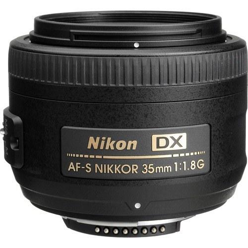 لنز دوربین عکاسی ۳۵ میلیمتر نیکون