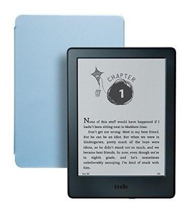 کتابخوان آمازون کیندل مخصوص کودکان Kindle for Kids Bundle with the latest Kindle E-reader  