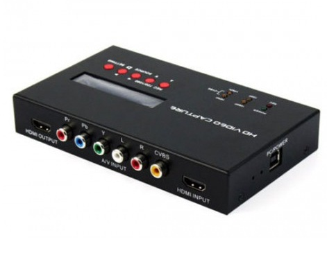 تصویر کارت ویدئو کپچر ای زد کپ مدل 283S کارت کپچر ای زد کپ 283S HDMI Capture Card