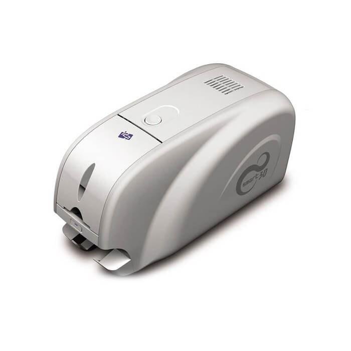 تصویر پرینتر چاپ کارت Smart 31S Smart Card Printer 31S