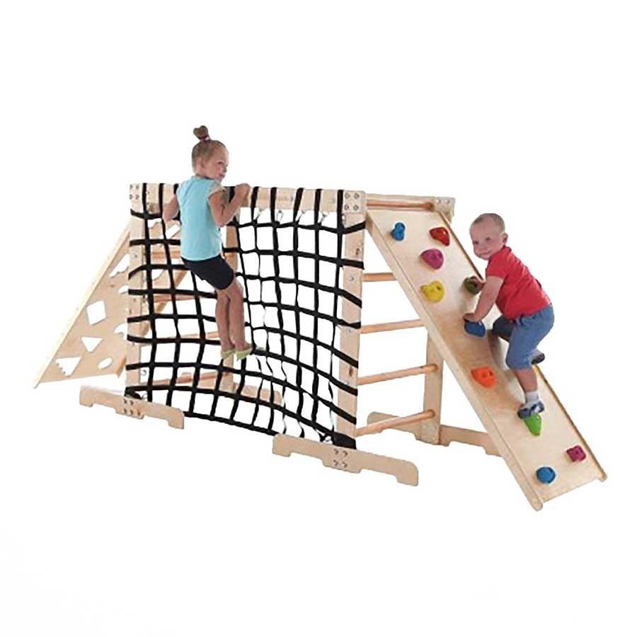 تصویر مجموعه چوب و طناب ورزشی کد 1207