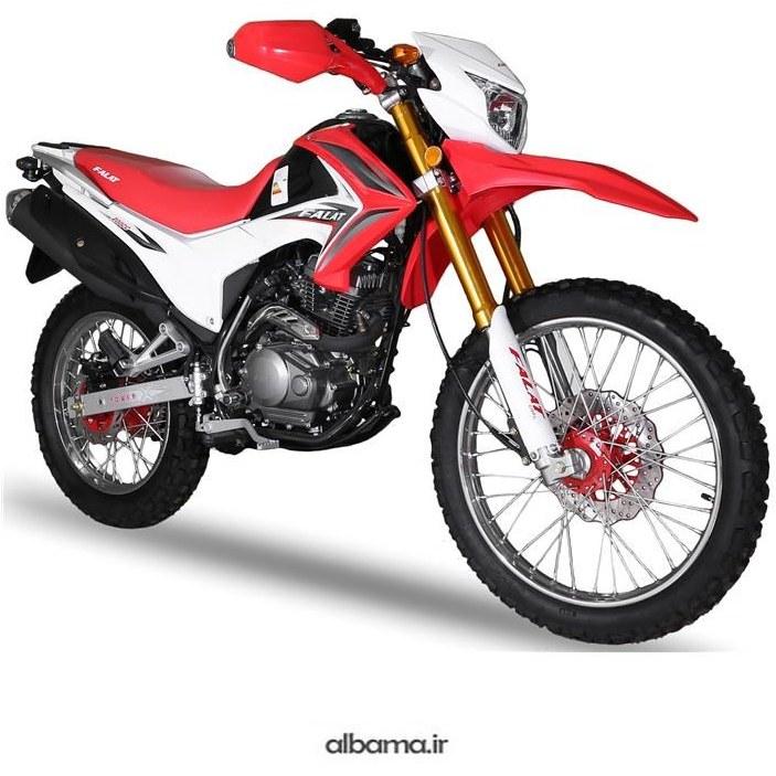 تصویر موتور سیکلت 200 طرح CRF فلات