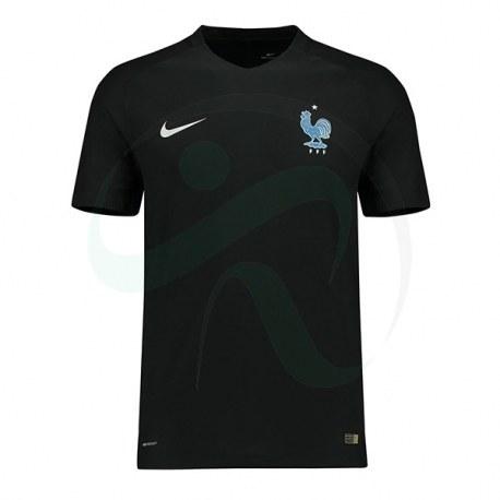 پیراهن سوم تیم ملی فرانسه France 2017 Third Soccer Jersey