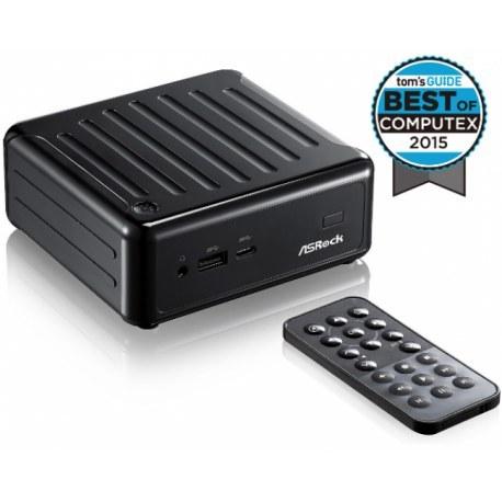 تصویر Asrock BeeBox J3160-NUC Barebone Mini PC - Black