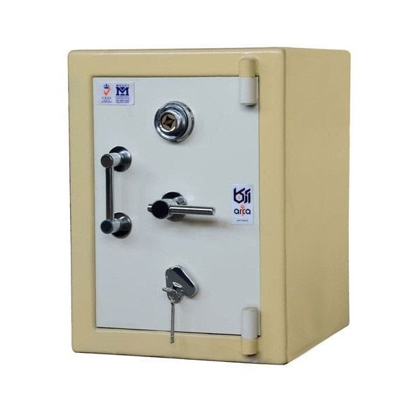 تصویر گاوصندوق خانگی آرکا مدل MS250 Arka Mechanical Lock Safe MS250