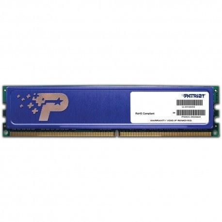 تصویر رم کامپیوتر پاتریوت Patriot DDR2 800MHz ظرفیت 1 گیگابایت هدسینک دار