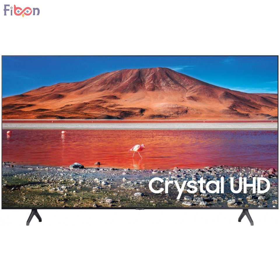تصویر تلویزیون هوشمند سامسونگ مدل TU7000 سایز 58 اینچ