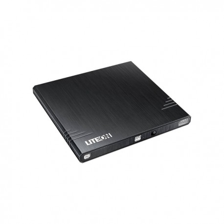 تصویر دی وی دی رایتر اکسترنال لایتئون eBAU108 Liteon eBAU108 External DVD Drive