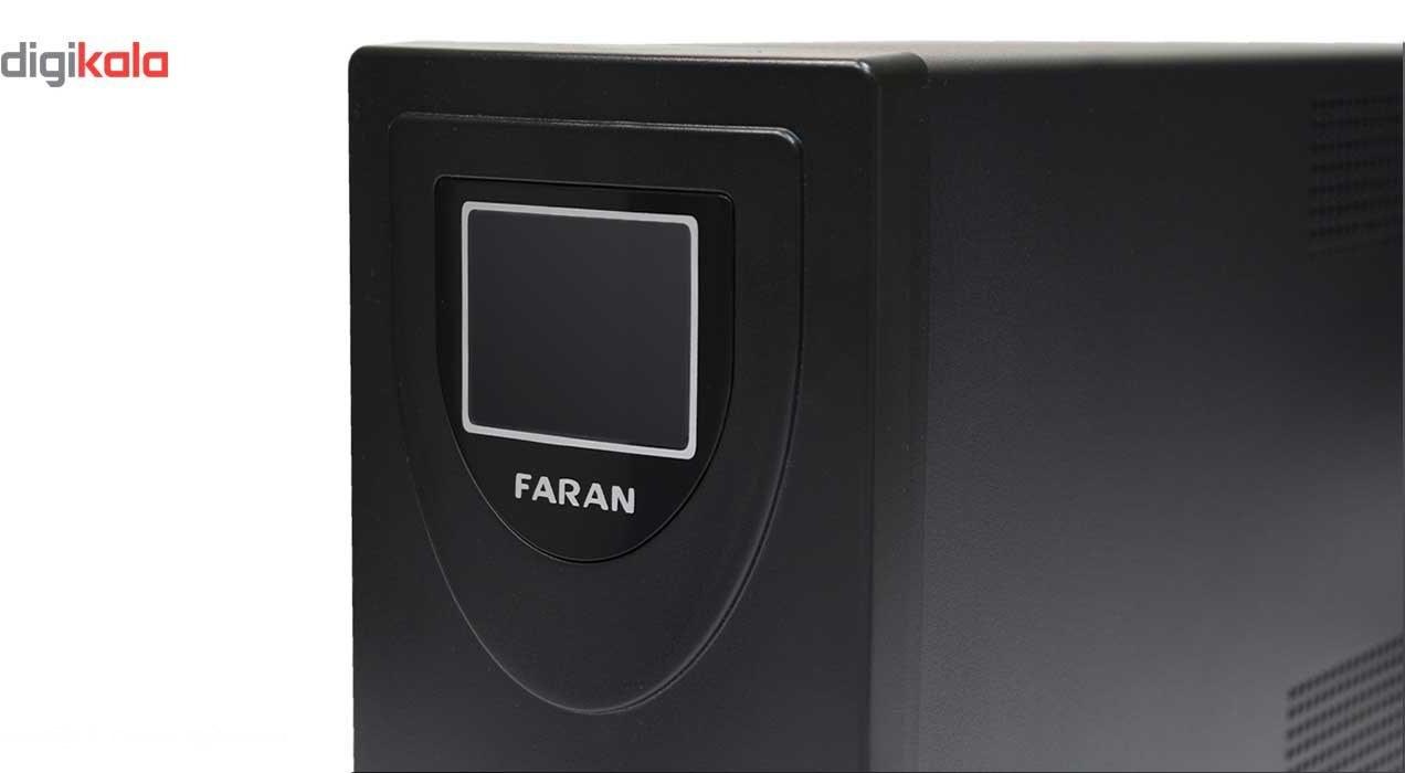 تصویر یو پی اس فاران مدل Blazer با ظرفیت 1200 ولت آمپر Faran Blazer UPS 1200VA