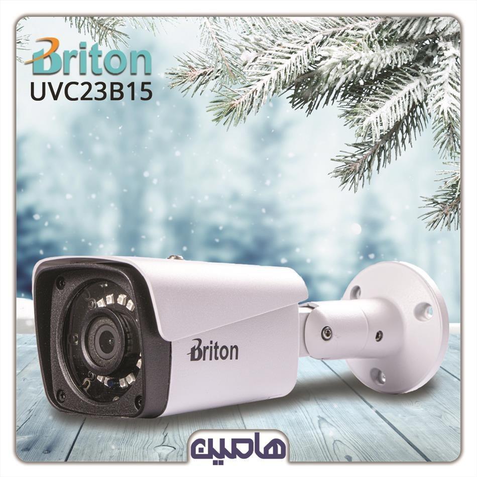 تصویر دوربین بولت 2 مگاپیکسل برایتون مدل UVC23B15