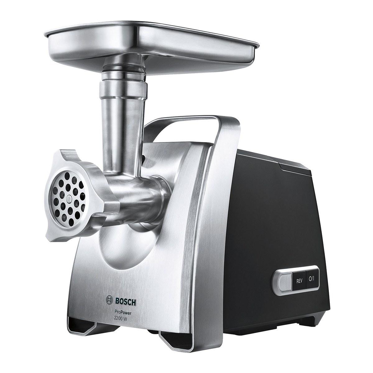 تصویر چرخ گوشت بوش 2200 وات MFW68640 Bosch Meat Grinder MFW68640 Bosch Meat Grinder 2200w