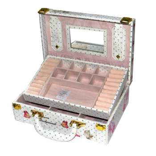 جعبه جواهرات زنانه کد AS_3355 |
