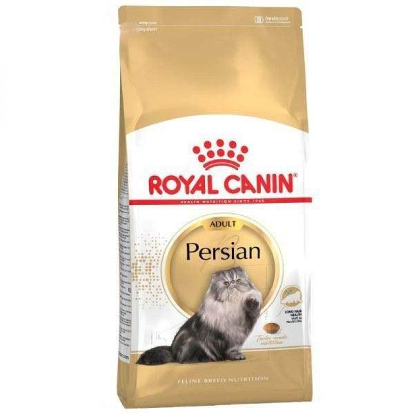 image غذای خشک رویال کنین مخصوص گربه پرشین بالغ وزن 2 کیلوگرم Royal Canin Persian Adult