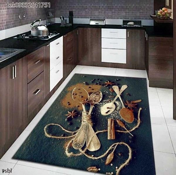 تصویر گلیم آشپزخانه کد 912sbl