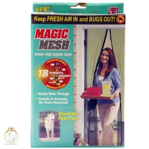 پرده جادویی مغناطیسی مجیک مش MAGIC MESH |