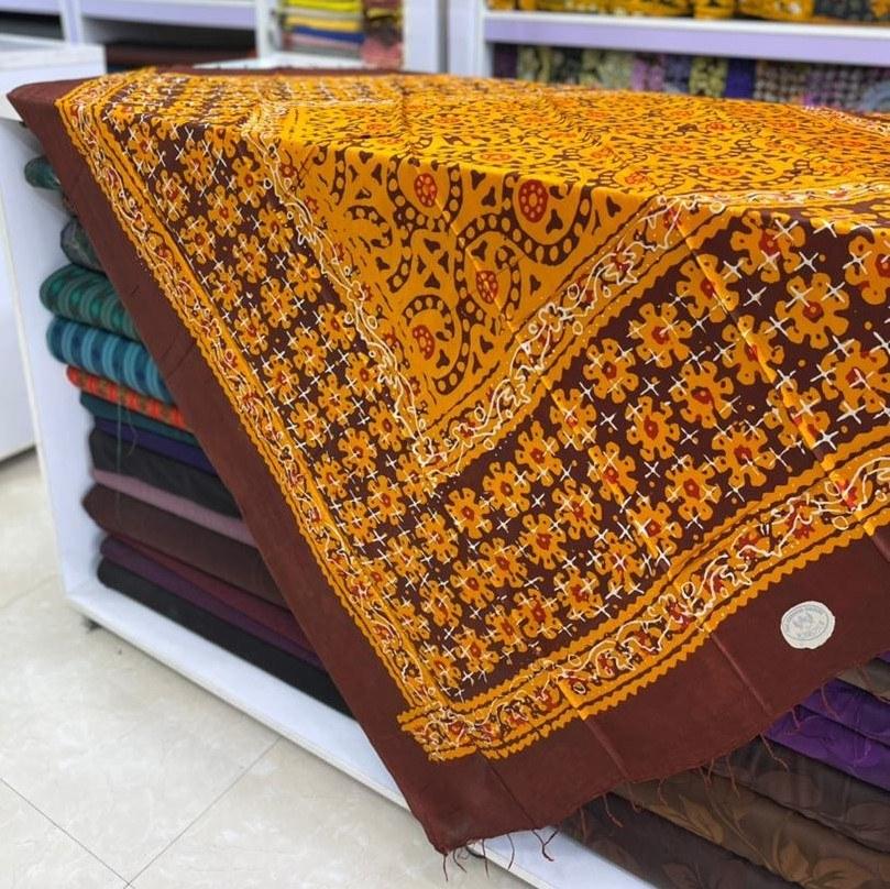 تصویر روسری ترکمنی کد-t-scarf-16002