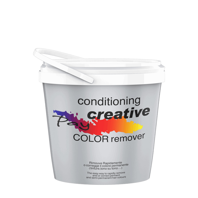 پودر بی رنگ کننده مو پی کریتیو