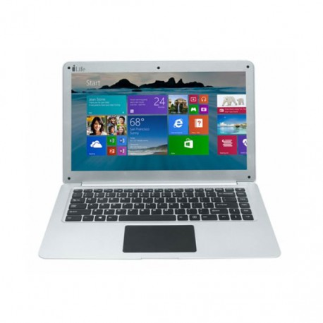 iLife Zed Air Mini - 10 inch laptop SILVER |