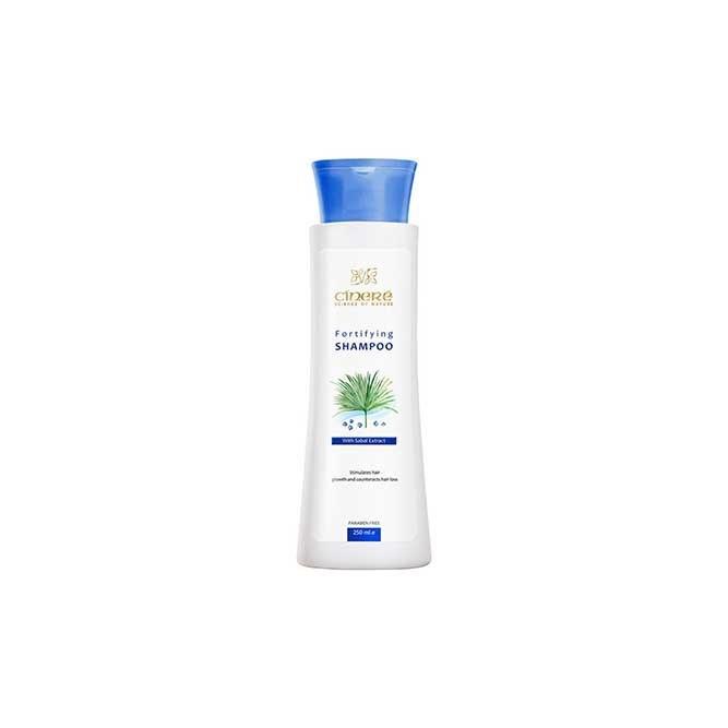 تصویر شامپو تقویتی و ضد ریزش مو سینره حجم 250 میلی لیتر ا Fortifying Shampoo With Sabal Extract Fortifying Shampoo With Sabal Extract