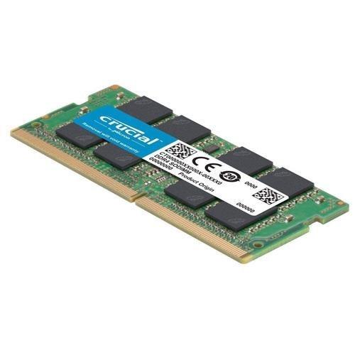 رم لپ تاپ DDR4  2666 مگاهرتز CL19 کروشیال ظرفیت 16 گیگابایت
