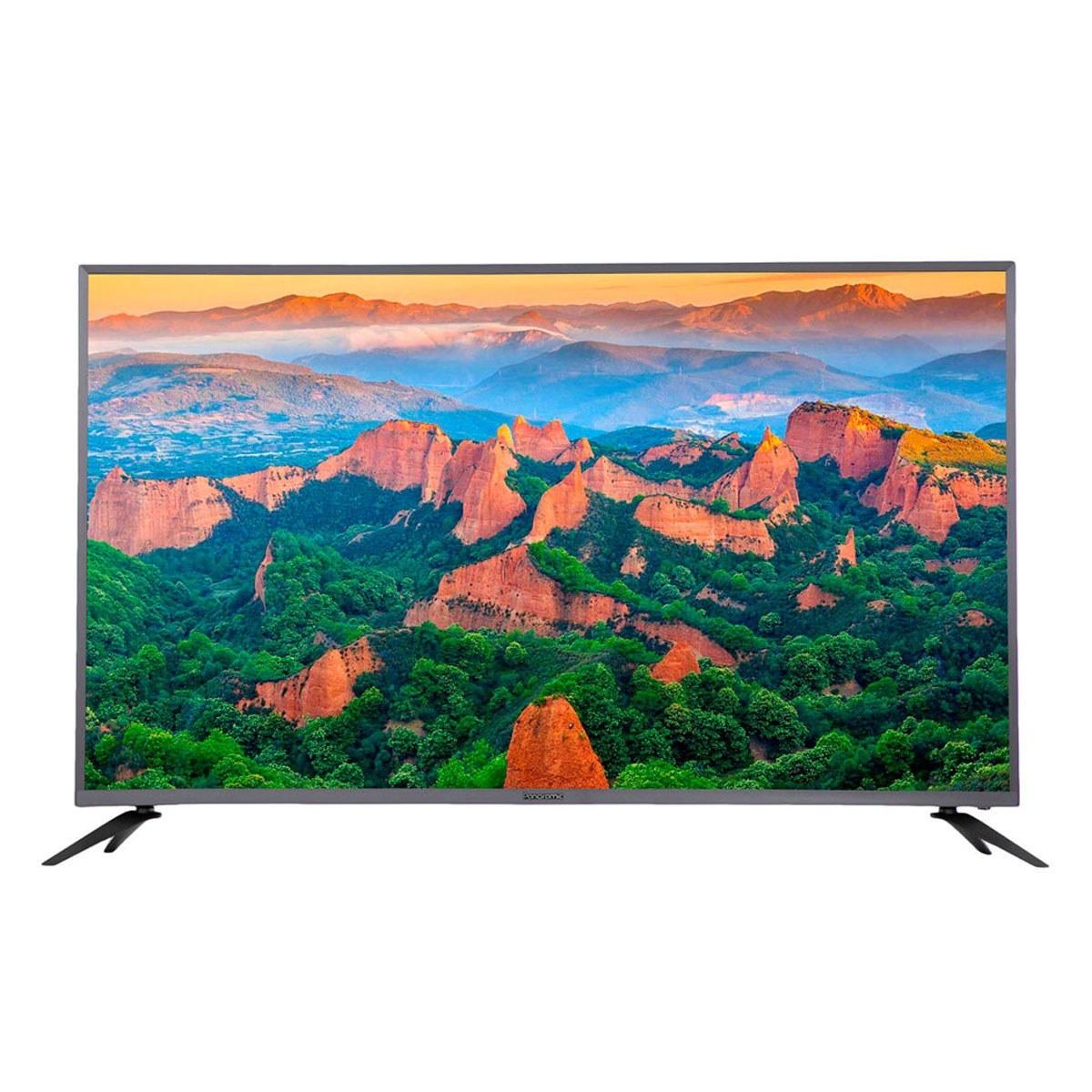 تصویر تلویزیون کیو ال ای دی هوشمند هیمالیا 50 اینچ مدل PA-50SA3657 HIMALIA PANORAMIC SMART QLED TV PA-50SA3657 50 INCH ULTRA HD