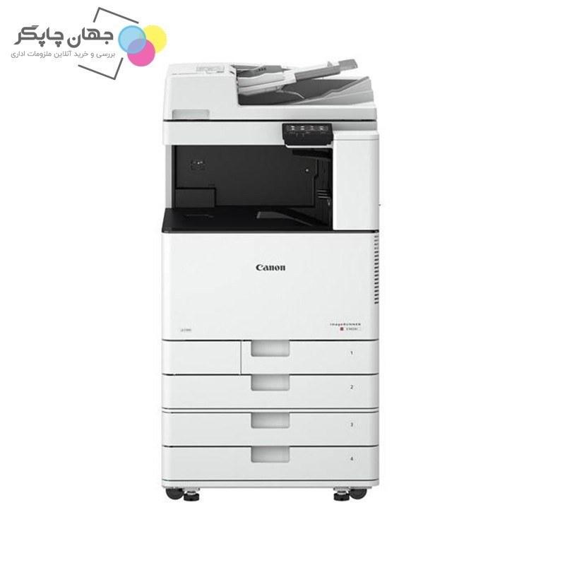 تصویر دستگاه کپی لیزری رنگی کانن مدل imageRUNNER C3025i