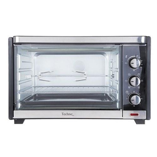 تصویر آون توستر تکنو مدل Te-455 Techno Te-455 Oven Toaster