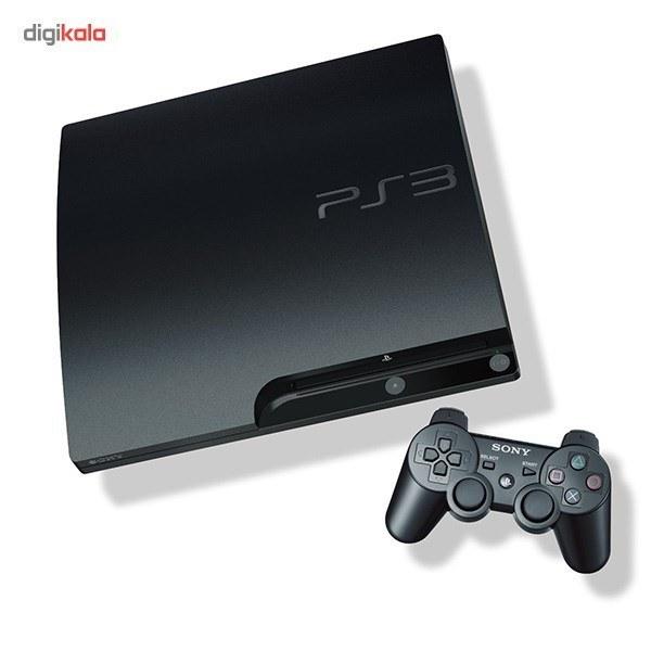 img کنسول بازی سونی پلی استیشن 3 - 320 گیگابایت به همراه استارتر Move Sony Playstation 3-320GB with Move Starter