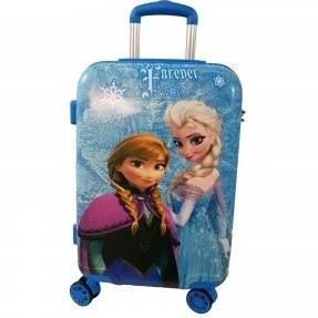 عکس چمدان کودک السا وآنا سایز20  چمدان-کودک-السا-وانا-سایز20
