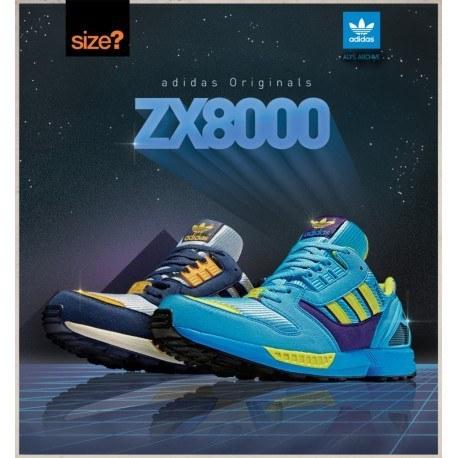 کفش مخصوص پیاده روی مردانه آدیداس مدل ADIDAS ZX 8000 MITA