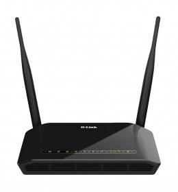 تصویر مودم روتر D-Link DSL-2790U N300 D-Link DSL-2790U N300 Modem Router