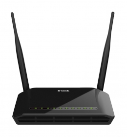 تصویر Wireless Router D-Link DSL-2790U N300 ADSL2+ مودم روتر بیسیم دی لینک از نوع ADSL2/2+ N300 DSL-2790U