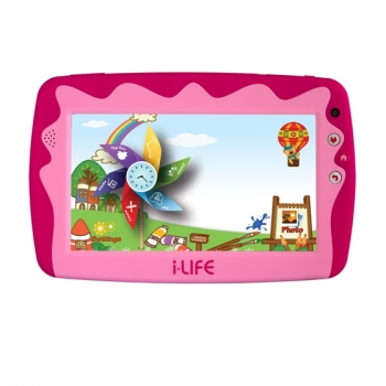 تبلت آي لايف مدل Kids Tab 4 New Edition ظرفيت 8 گيگابايت | i-Life Kids Tab 4 New Edition 8GB Tablet