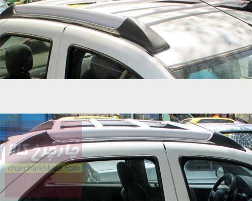 تصویر باربند پژو 207 هاچ بک رونیزی برند ترافیک