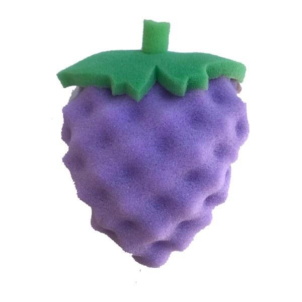 اسفنج حمام Kolifu طرح انگور