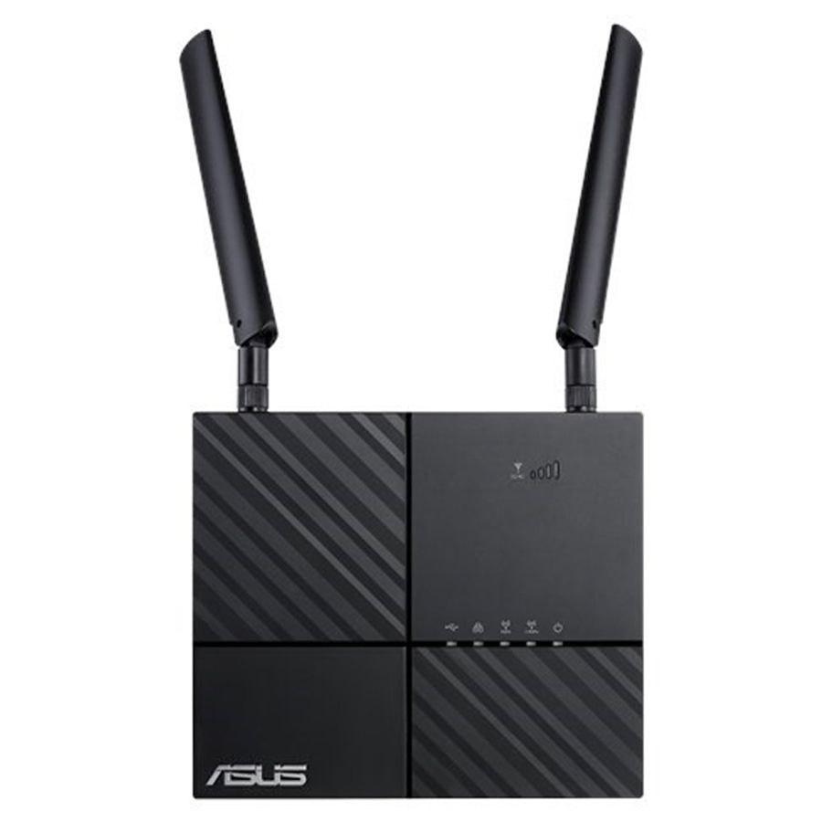 تصویر مودم و روتر بی سیم LTE ایسوس مدل 4G-AC53U