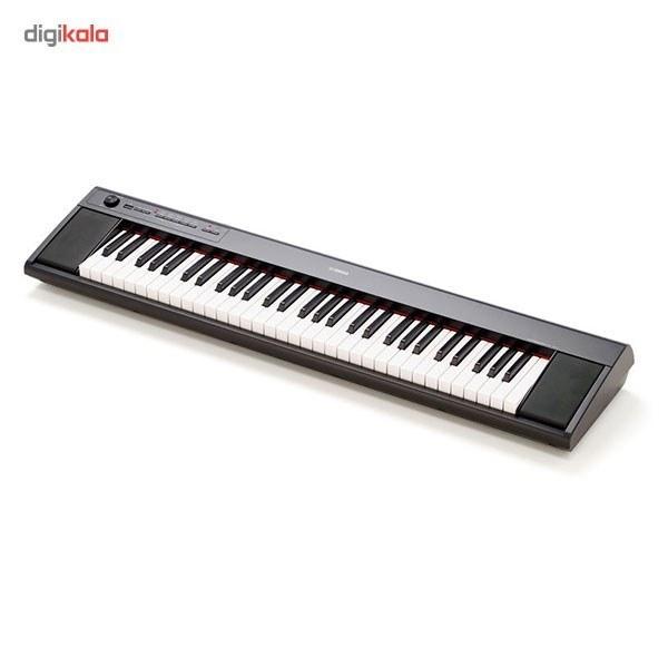 img پیانو دیجیتال یاماها yamaha مدل NP 12 آکبند