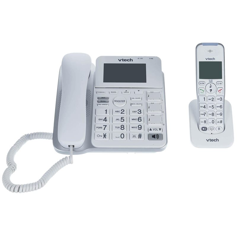 تصویر تلفن بی سیم وی تک مدل CRL54102