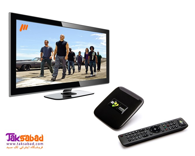 تصویر ست تاپ باکس آیو Aio Box Aio Box - TV set-top box